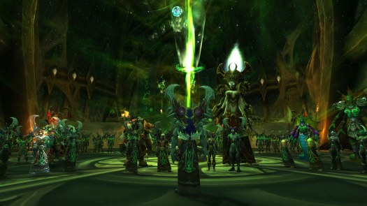 Patch 7.2 Demon Hunter Campaign