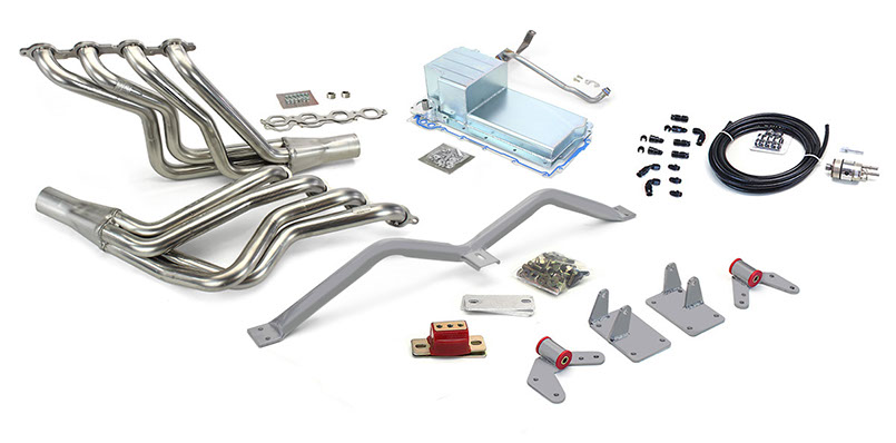 MuscleRods 88-98 GM Truck LS Conversion Kit