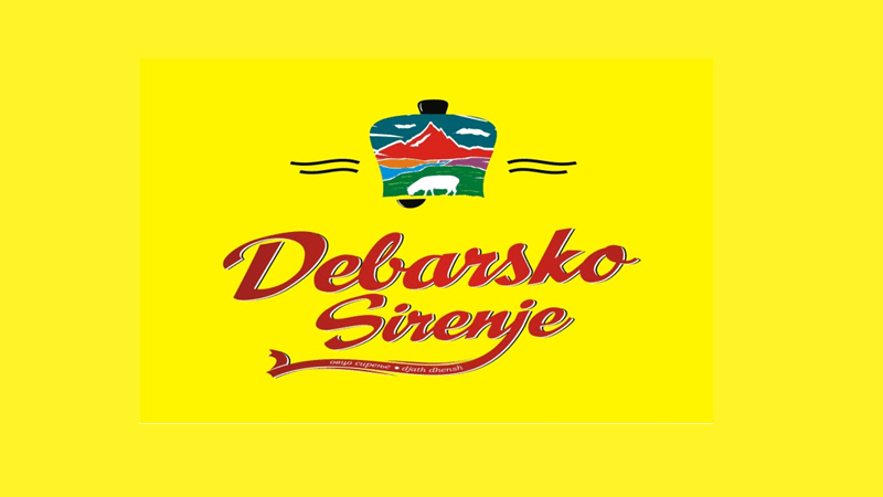 Branding of the typical dairy products Debar micro region - Southwest Region