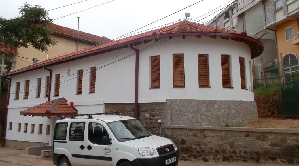 Турска Бања - Виничко Кале, Источен плански регион