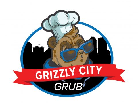 Grizzly City Grub Logo