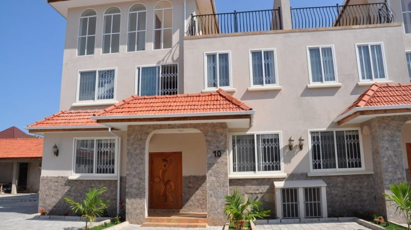 House For Rent at Oyster Bay Dar Es Salaam