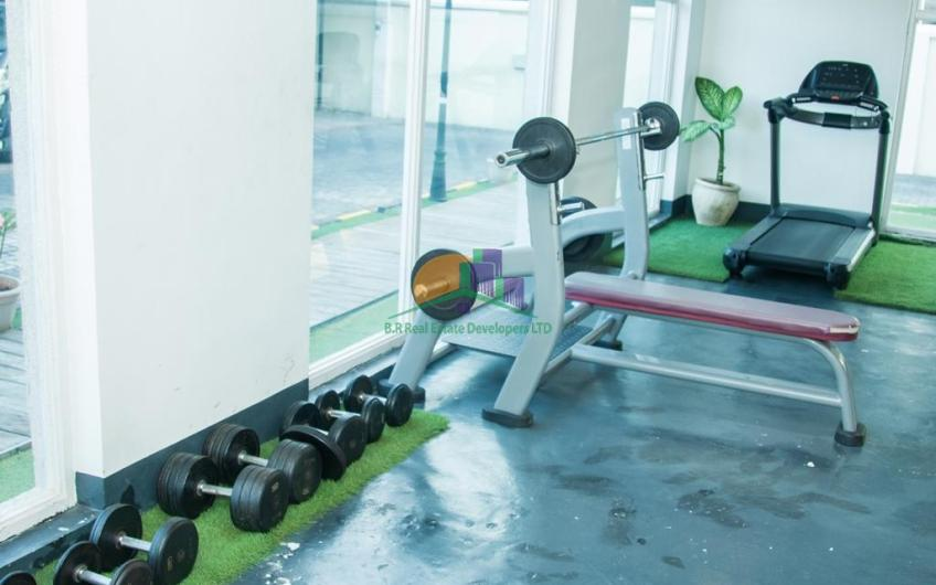 Apartments For Rent at Oyster bay In Dar es Salaam gym V