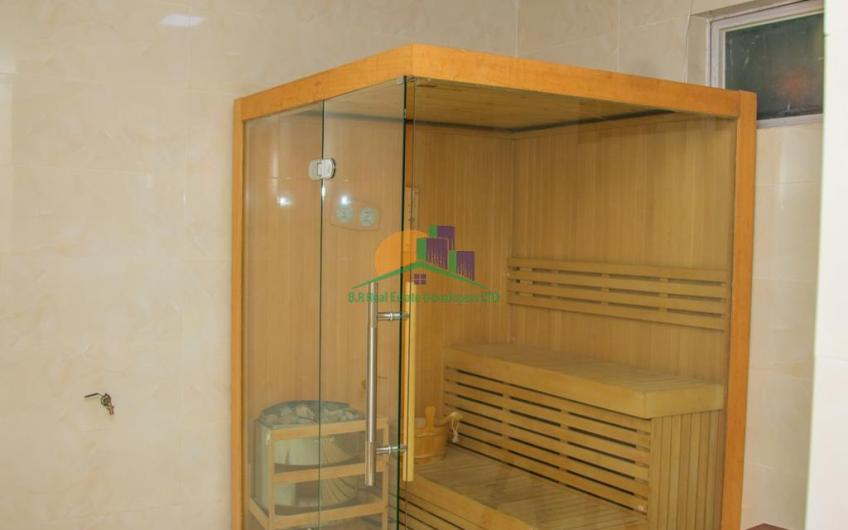 Apartments For Rent at Oyster bay In Dar es Salaam sauna III
