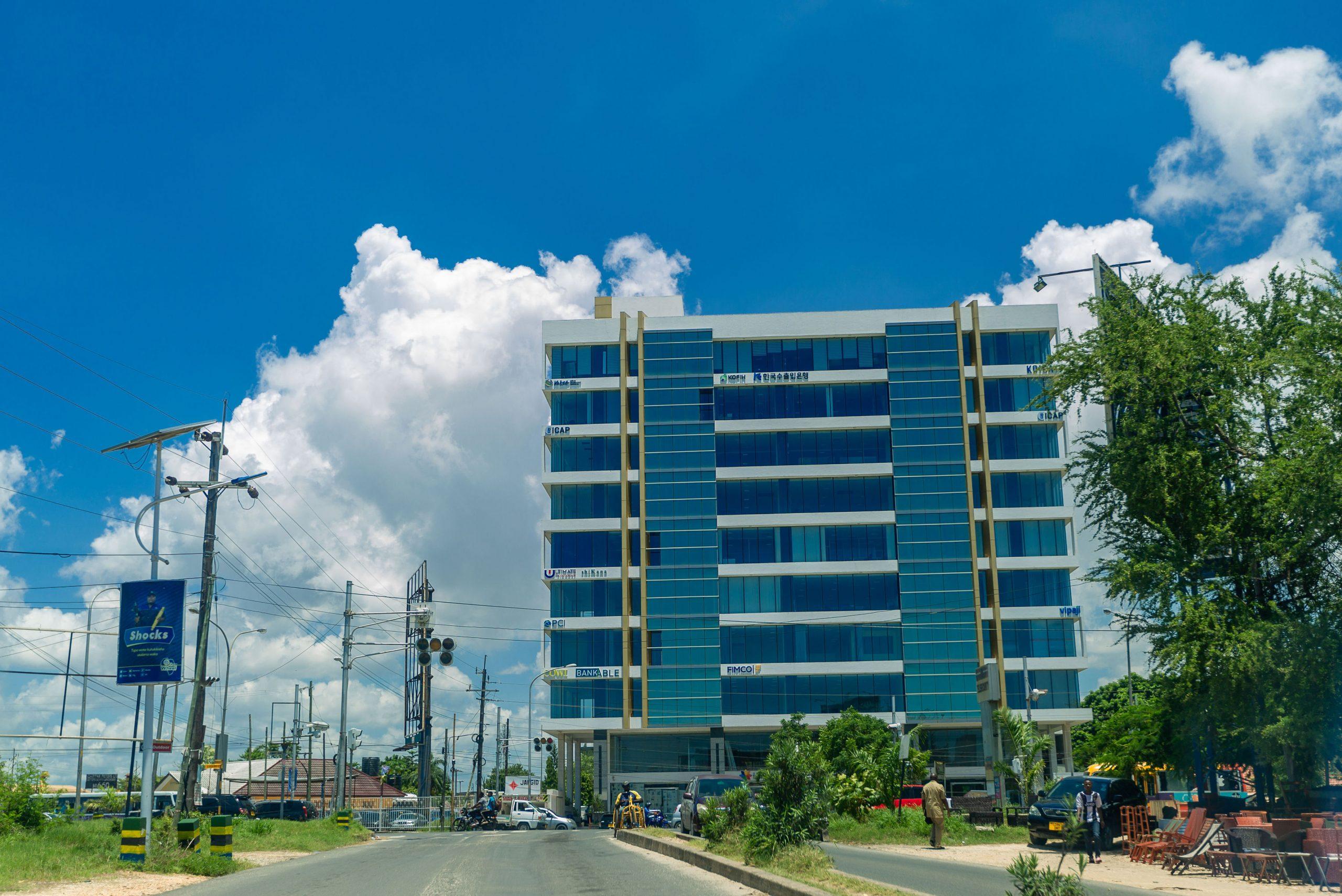 Office For Rent at Jangid Plaza Dar Es Salaam