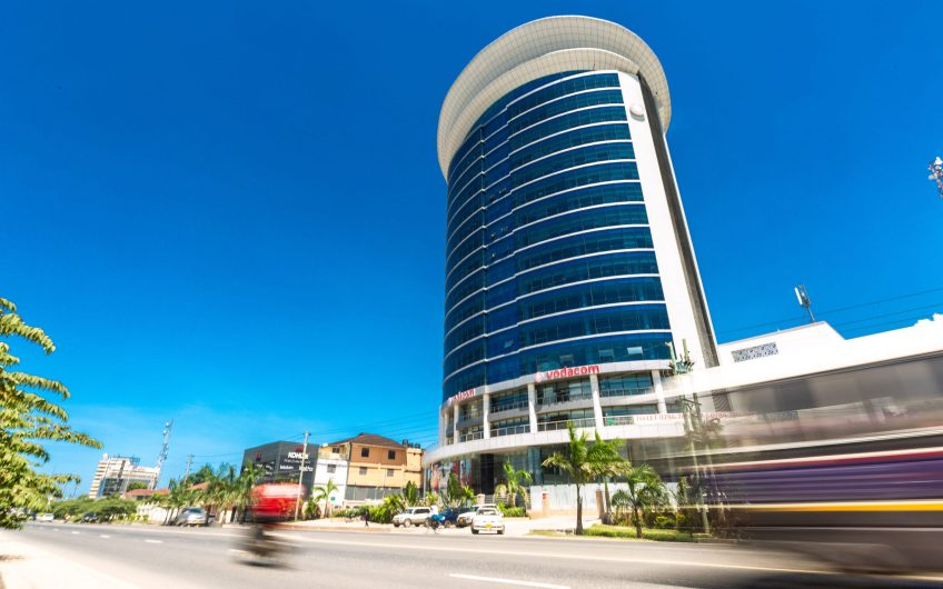 Office For Rent at Vodacom Tower Dar Es Salaam5