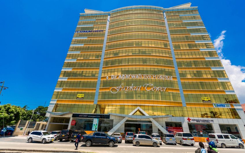 Office Space For Rent at Faykat Tower Dar Es Salaam