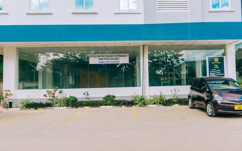 Commercial and Office Space For Rent at Masaki3