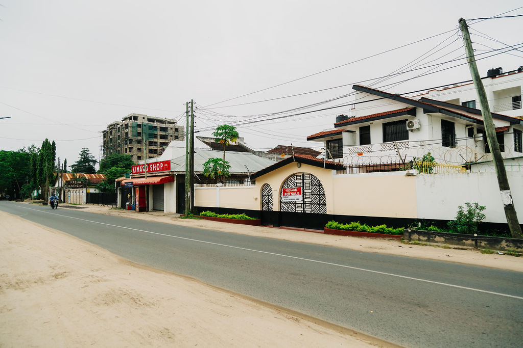 House For Sale at Msasani Near Fish Market Dar Es Salaam
