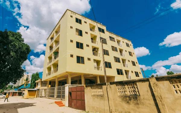 Apartment For Rent at Kinondoni Dar Es Salaam1