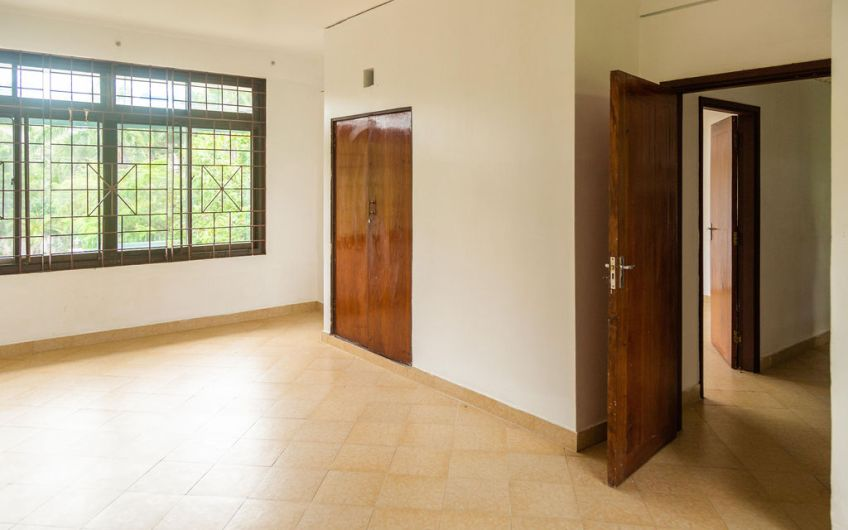 Stand-alone house for rent at Masaki Dar es salaam
