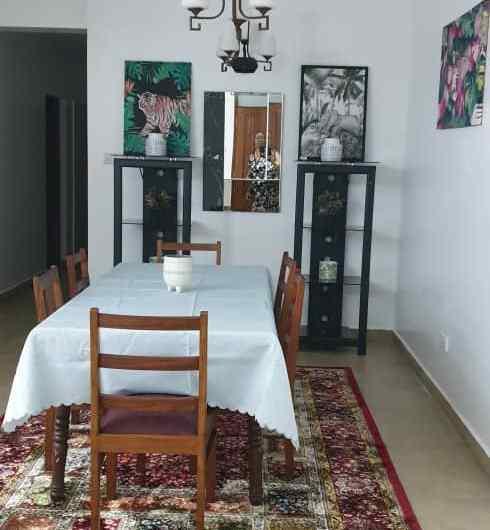 Furnished House for rent at Masaki Dar es Salaam