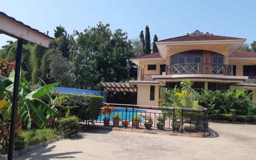 Standalone house for rent in Oster bay, Dar es Salaam