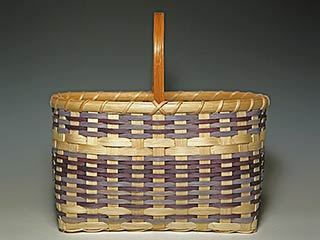 Photo of Billie Ruth Sudduth's Carolina Blue Basket