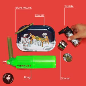 accesorios para fumar marihuana
