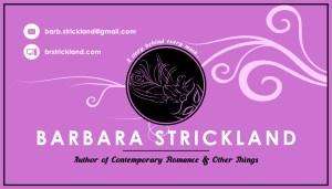 Barbs Business Card Social Media