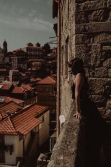 Lia balcony