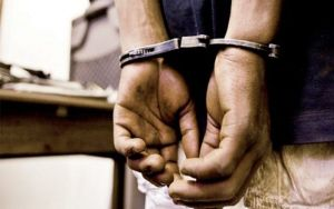 Arrest crime rape caught defile robbers forcefully raped man girl boy woman