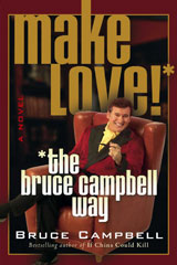 Bruce Campbell image courtesy of Bruce Campbell Online