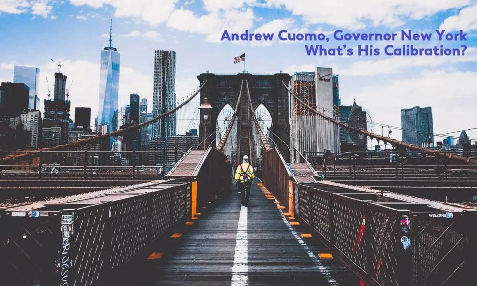 Andrew Cuomo Calibrated Level of Consciousness
