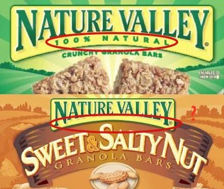 Natural Food Fallacy