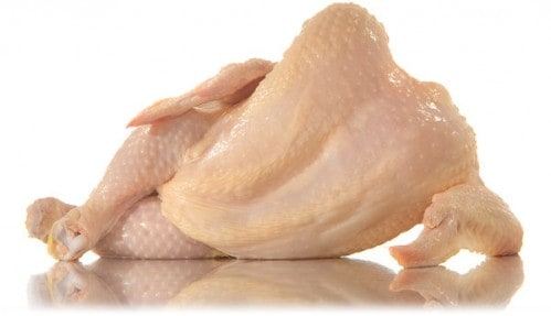 Photo taken for NY Times piece entitled:  Chicken's Attraction Is Truly Skin Deep