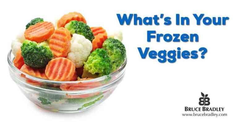What's really in your bag of sauced, frozen vegetables? Another Big Food surprise.