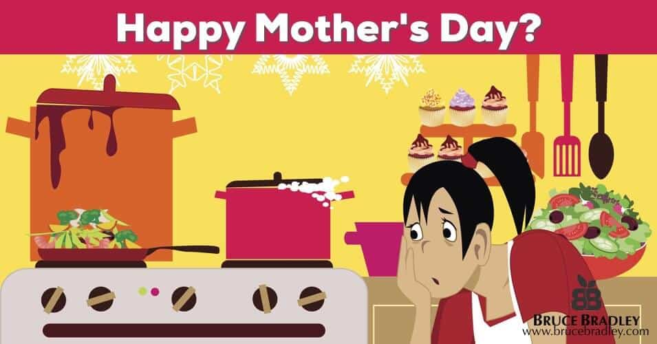 Food companies love mothers but do they really care about for Cuisine janod happy day