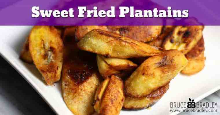 Fried plantains are a delicious side dish that are easy to make and add a distinct, tropical feel to your favorite meals.