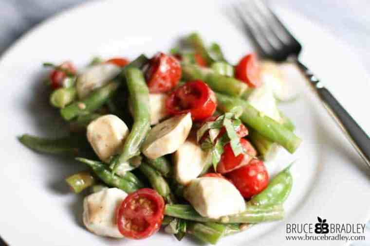 how to make a good green salad