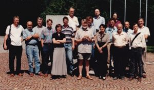 A conference at Holzhausen, Bavaria, Germany, August 1996