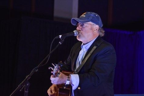 Bruce Carroll performs at the 2018 International Shelby Conference held in Memphis. Photo by Jason R. Terrell