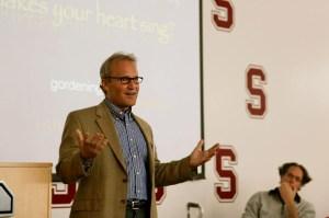 Bruce Stanford Talk