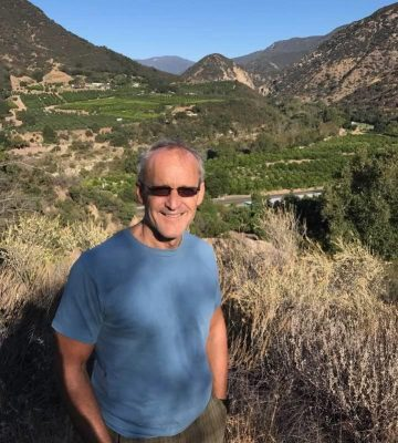Bruce Cryer Hiking