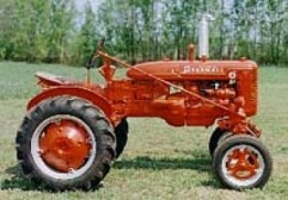 1998 1950 Farmall Super A Winner - Michael Hunter, Ripley, ON