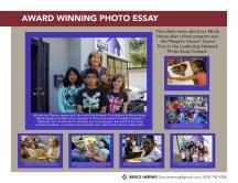 Award Winning Photo Essay