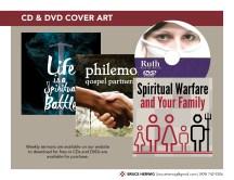 CD & DVD Cover Art
