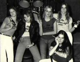 the runaways at stage