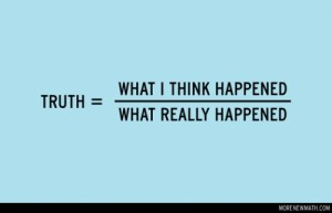 math truth equation