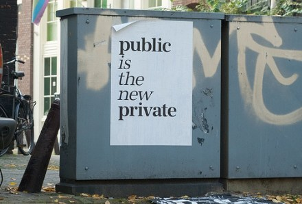 public is the new private