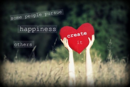secret create happiness