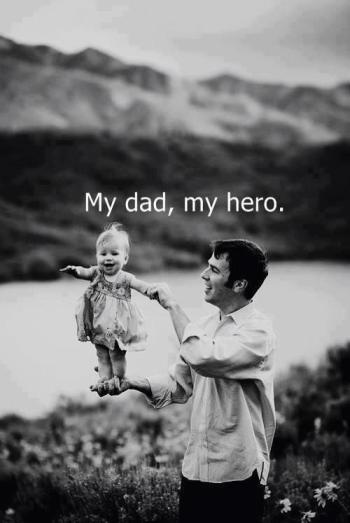 fathers day hero