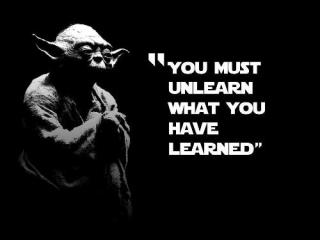 learning yoda_unlearning