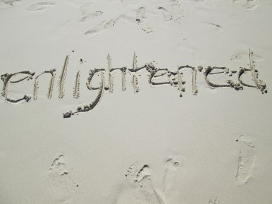 enlightened sand