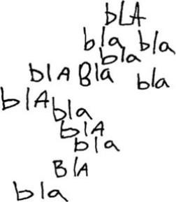 bla bla bla little