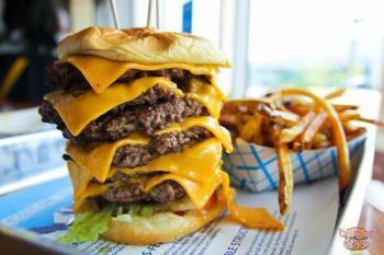 culture healthy burger