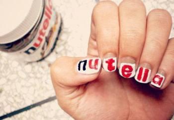 nutella fingernails