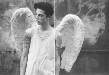 angel guy