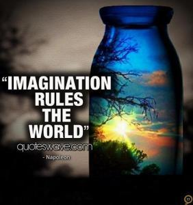 imagination rules napoleon
