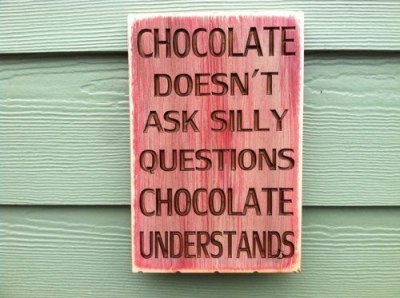 chocolate silly questions